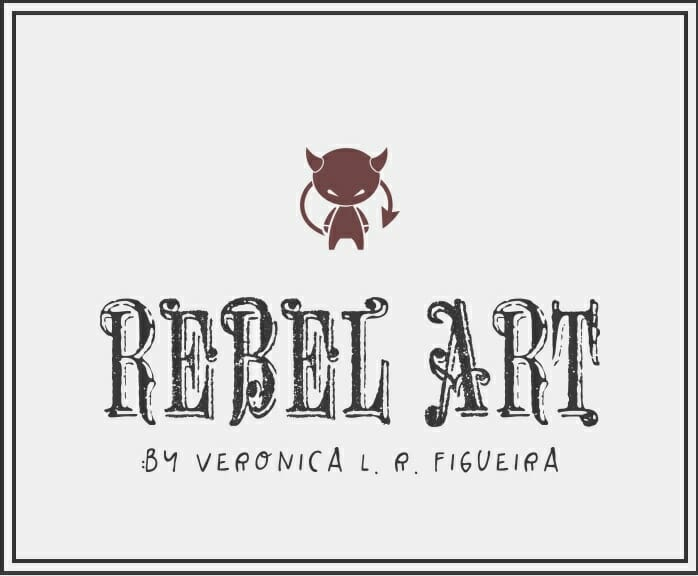 Rebel Art | Veronica L. R. Figueira